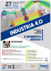 INDUSTRIA 4.0 @ Modena